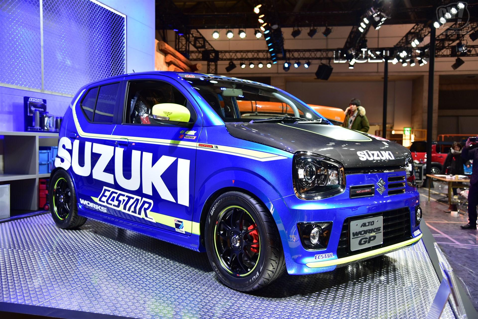 Description suzuki alto turbo rs concept front right 2015 tokyo auto - Suzuki Alto Works Gp