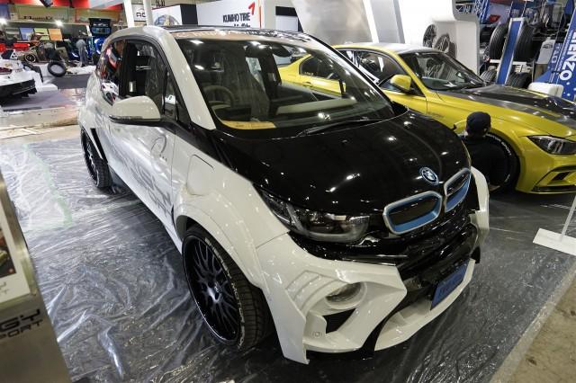 ENERGY MOTOR SPORT BMW i3