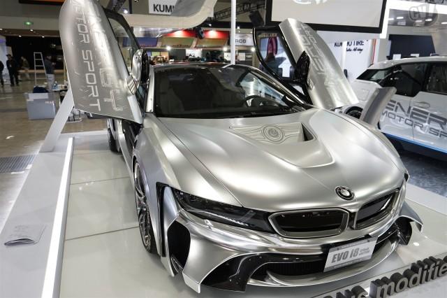 ENERGY MOTOR SPORT BMW i8