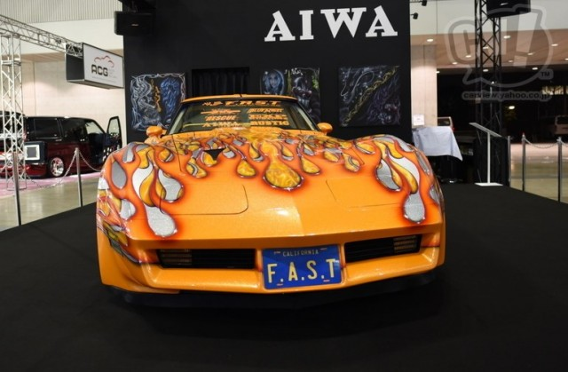 AIWA コルベットC3 ワイドボディ 擬似3D