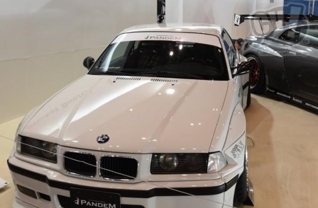 株式会社 橋本コーポレーション BMW 3クーペ(E36)擬似3D