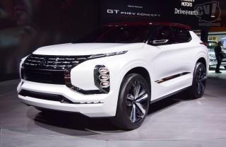 三菱 GT-PHEV コンセプト