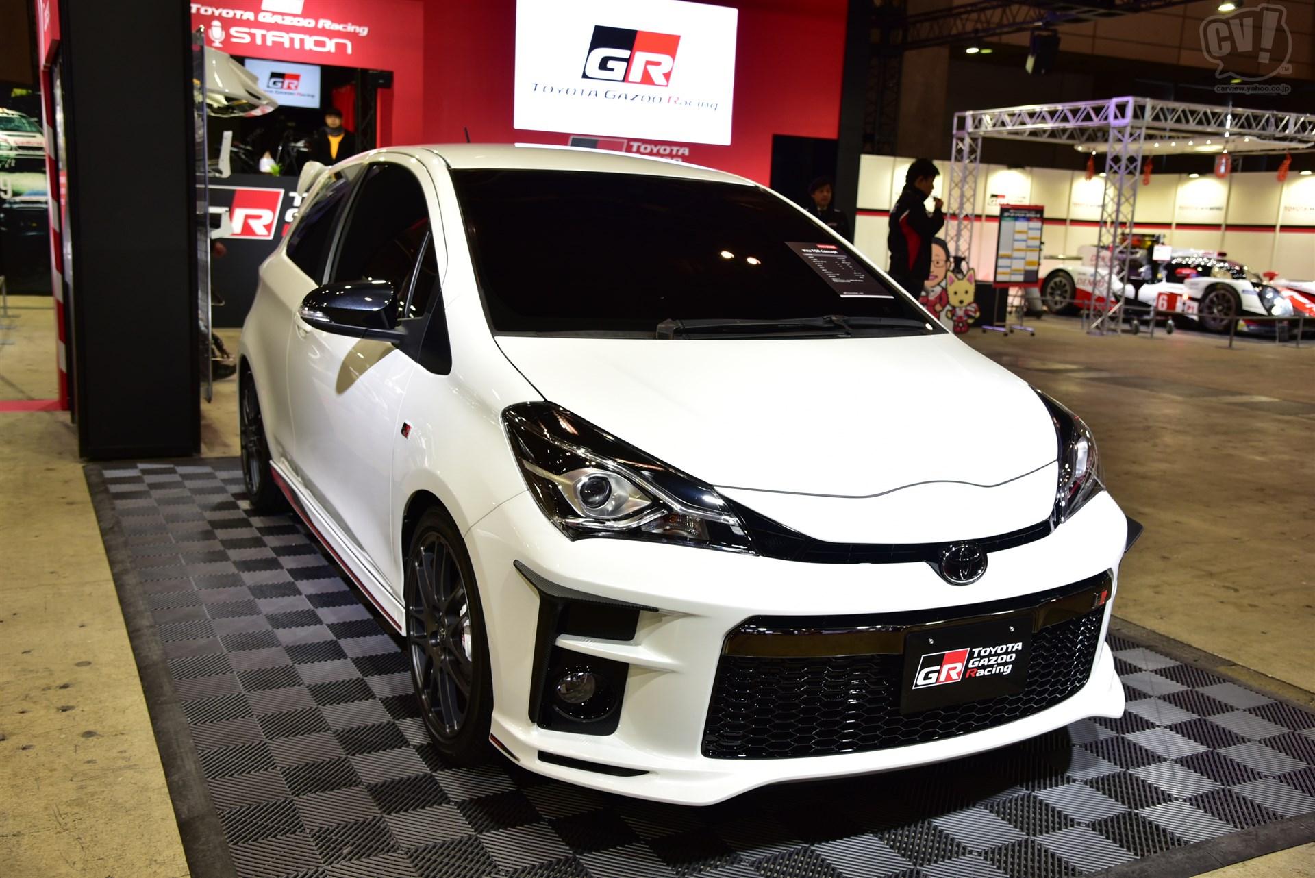 Toyota Vitz TGR Concept