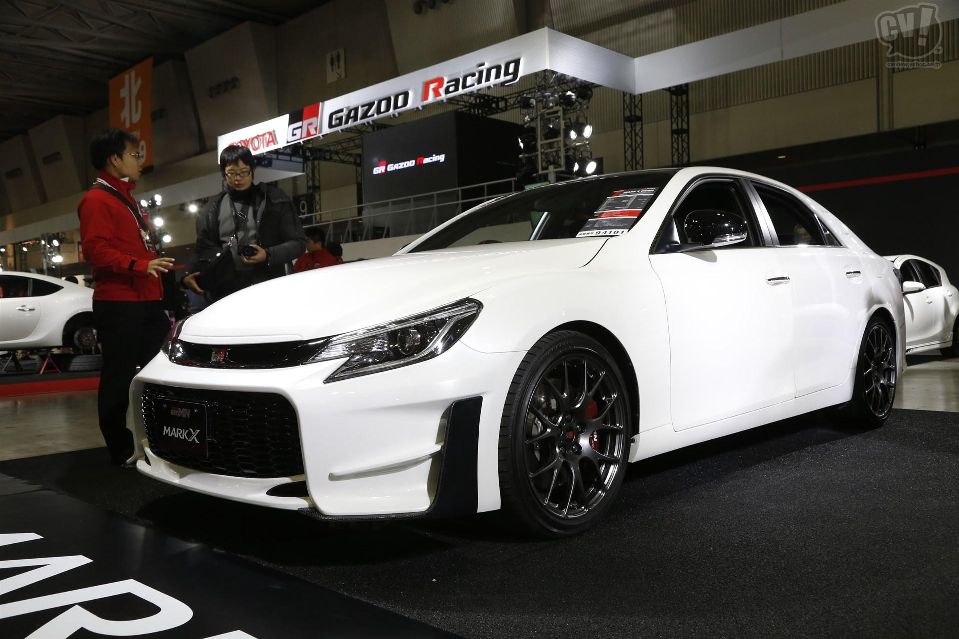 トヨタ/gazoo Racing マークx Grmn 東京オートサロン2015 Carview 自動車