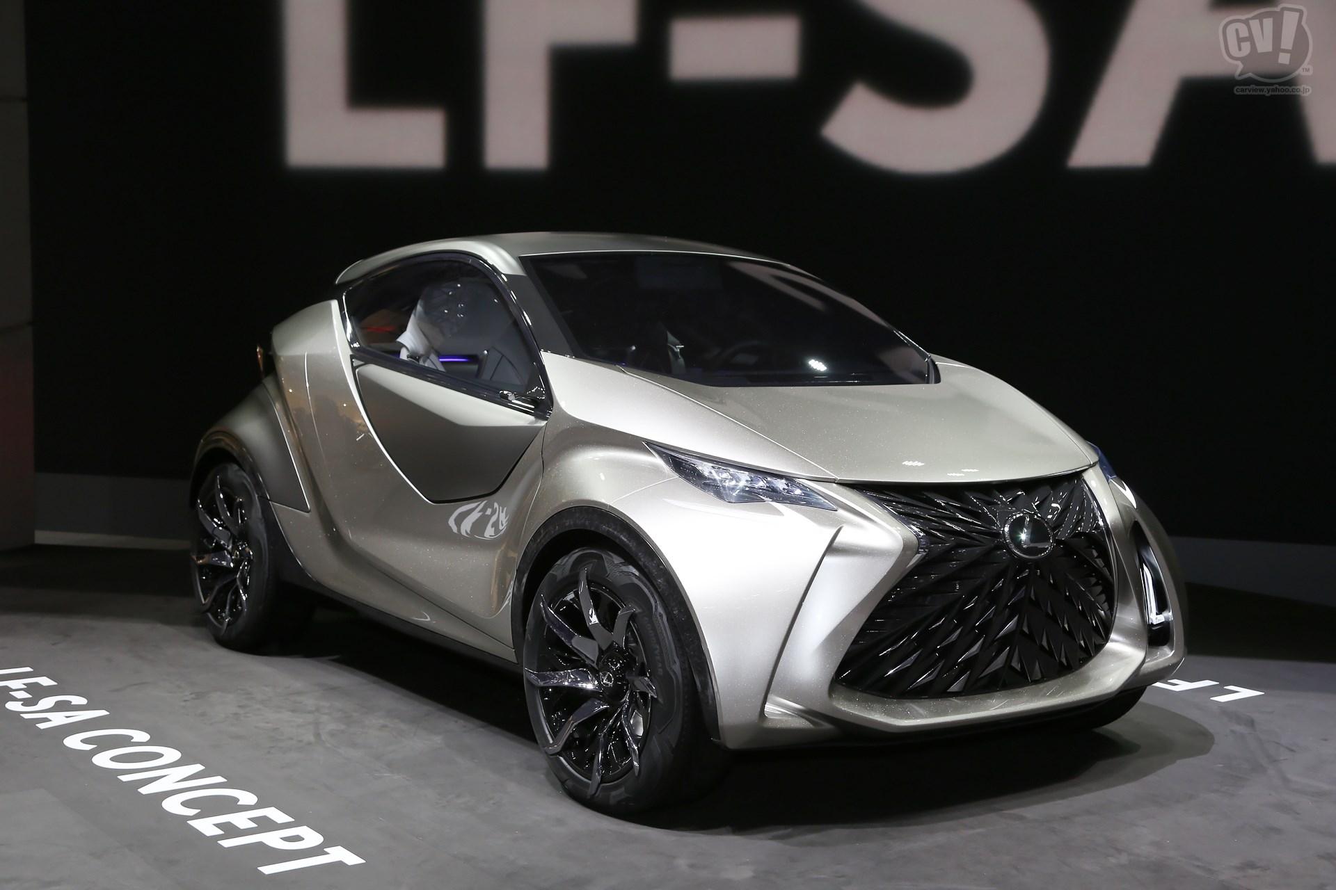 レクサス LF-SA