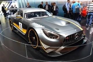 メルセデス・ベンツ メルセデス-AMG GT3
