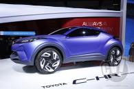 トヨタ C-HR コンセプト