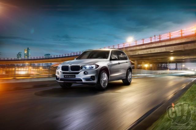 BMW コンセプト X5 eDrive