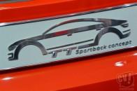 アウディ TT スポーツバック コンセプト