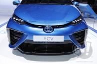 トヨタ FCV