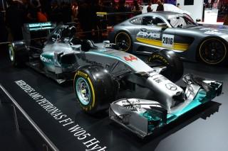 メルセデス・ベンツ F1 W06 Hybrid
