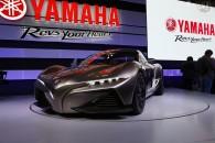 ヤマハ発動機 スポーツライドコンセプト