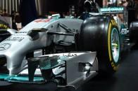 メルセデス・ベンツ メルセデス-AMG ペトロナス F1 W05 ハイブリッド