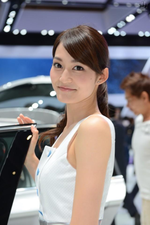 東京モーターショー コンパニオン画像 [レースク …