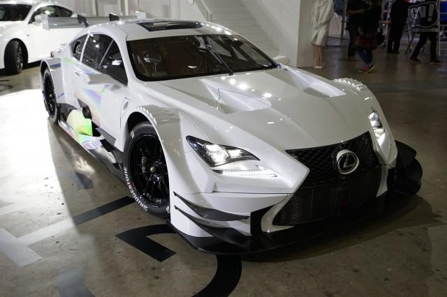 レクサス rcf gt500 東京オートサロン2016 carview 自動車