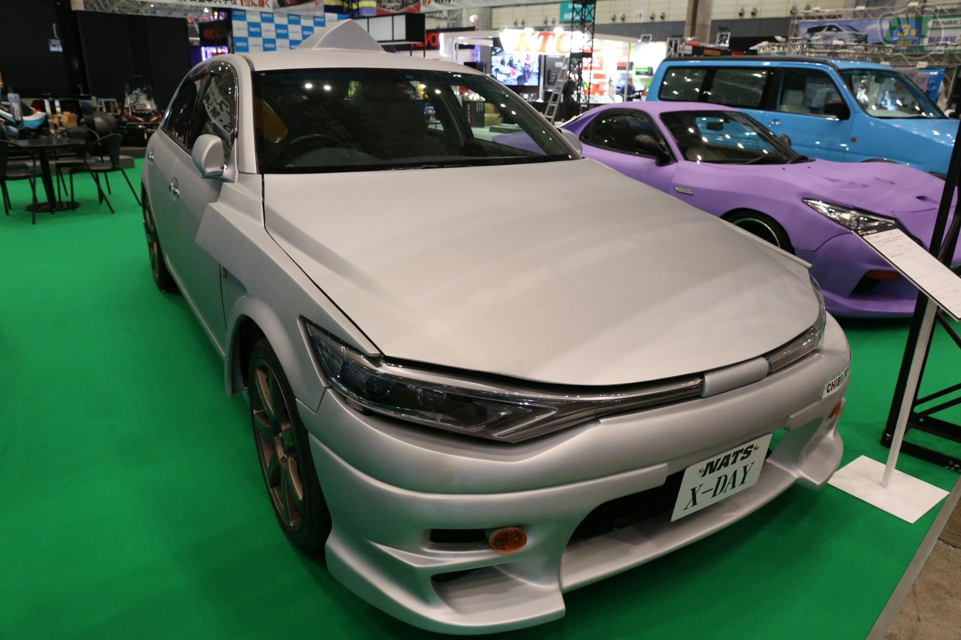 NATS 日本自動車大学校 663 TR(ホンダ ビート) - 東京オートサロン2016 - carview! - 自動車