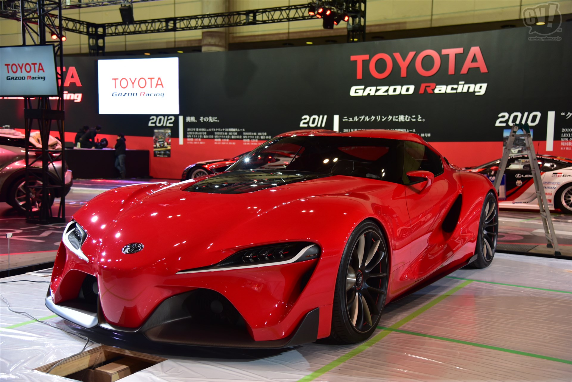 トヨタ(GAZOO Racing) FT-1