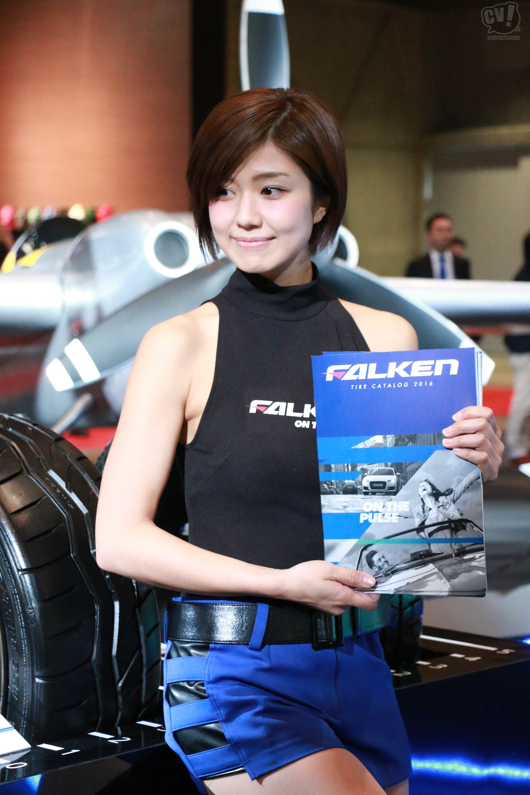 FALKEN Vol.6 (藤木由貴さん)