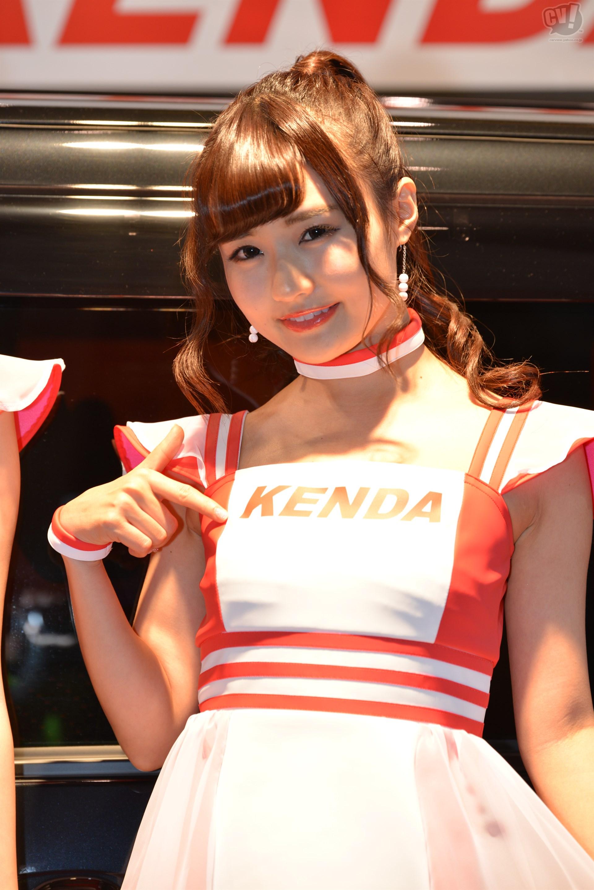 株式会社アップガレージ/KENDA TIRES Vol.2 (中村奏絵さん)