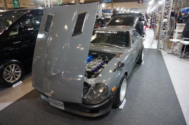 ビバリーオート 240Z