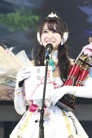 日本レースクイーン大賞2016 荒井つかささん