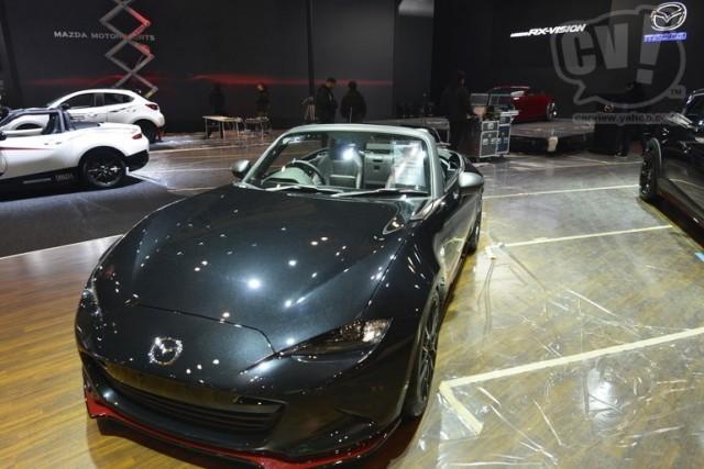 マツダ ロードスター RS レーシング コンセプト 2016 擬似3D