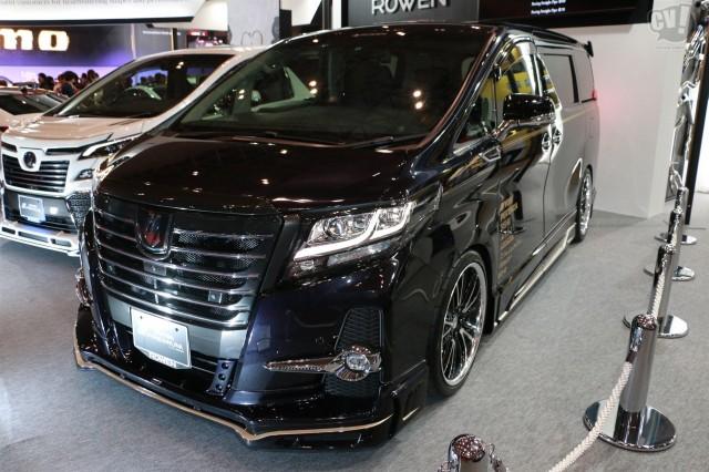 ROWEN Japan トヨタ アルファード