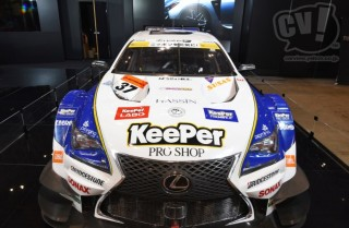 TOM'S レクサス Keeper TOM'S RC-F 擬似3D