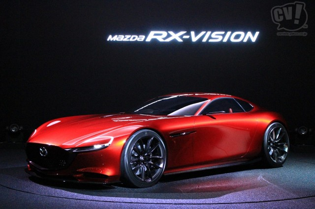 マツダ RX-VISION(2015年)