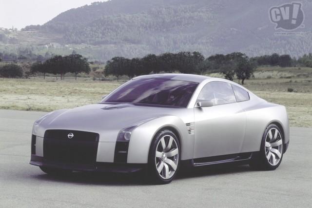 日産GT-Rコンセプト(2001年)