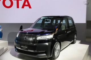 トヨタ JPN タクシー コンセプト
