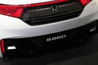 ホンダ S660 コンセプト