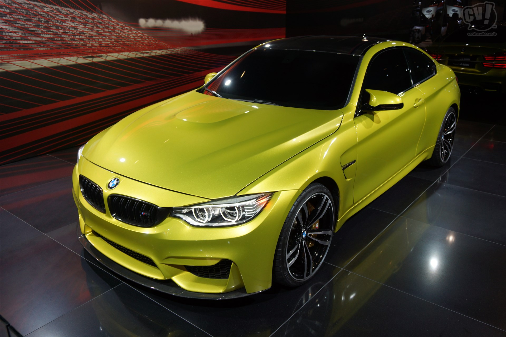 BMW コンセプト M4クーペ