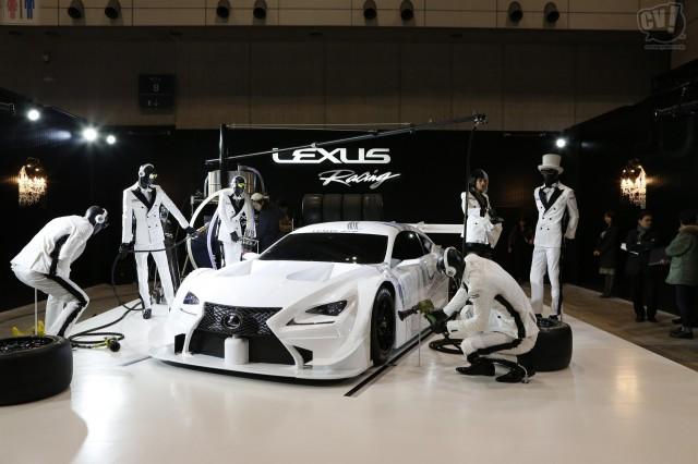 レクサス 2014年 SUPER GT (GT500 Class) 参戦車両
