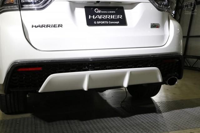 トヨタ HARRIER G SPORTS Concept