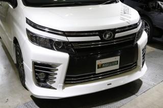 トヨタ VOXY concept MODELLISTA