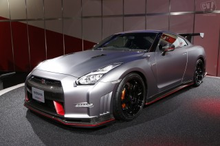 日産 GT-R NISMO N Attack Package 装着車