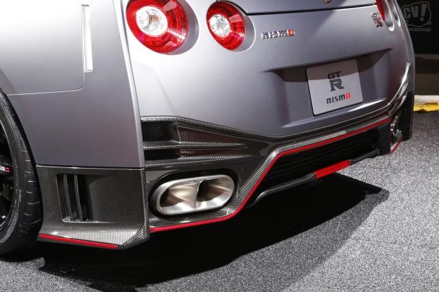 日産 GT-R NISMO N Attack Package 装着車