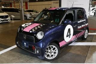 ホンダ N-ONE ワンメイクレース用車両