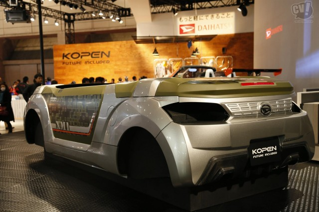 ダイハツ KOPEN future included Rm2