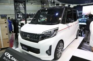 三菱 eKスペースU-tone style