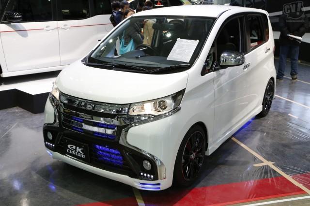 三菱 eKカスタム ROAR Complete Concept
