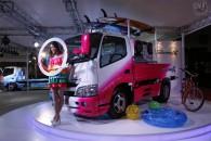 日野自動車 HINO DUTRO X HYBRID CARGO