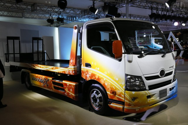 日野自動車 HINO DUTRO X LOADER