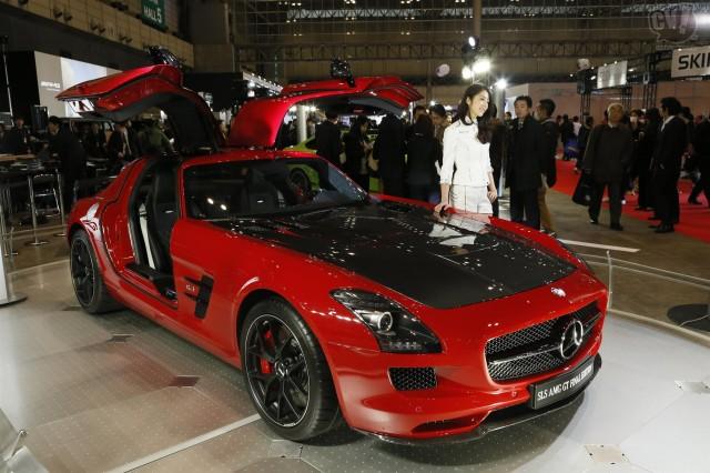 メルセデス・ベンツ SLS AMG GT FINAL EDITION