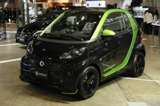 メルセデス・ベンツ smart fortwo BRABUS electric drive