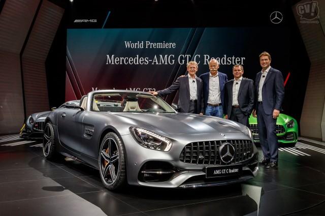 メルセデス・ベンツ AMG GT Cロードスター