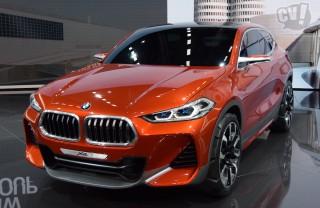 BMW コンセプト X2