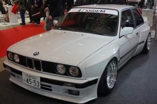 TRA京都 BMW E30クーペ
