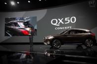 インフィニティ QX50 コンセプト
